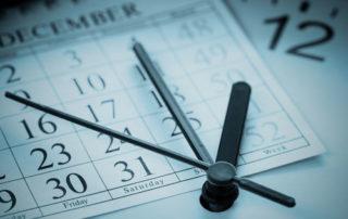 5 Year End Tips for Note Holders, December Calendar